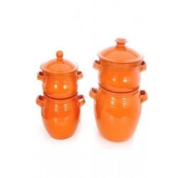 Cuiseur vapeur céramique