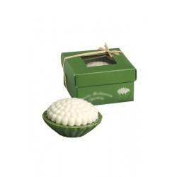 Savon mechmoum 100 gr porte savon céramique