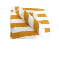 Serviette de plage éponge 100% coton