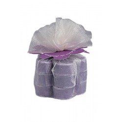 3 savons invite 25g lavande