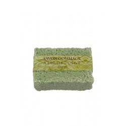 Savon de gommage olive végétal 170 g