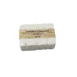 Savon de gommage végétal jasmin 170 g