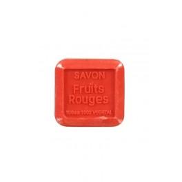 Savon végétal fruits rouges 100 g